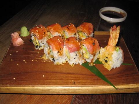 Sushi at Koji