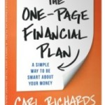 The One-Page Financial Plan Book Review and Giveaway