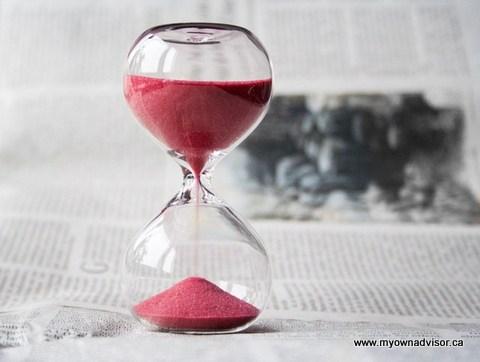 Retirement Hourglass