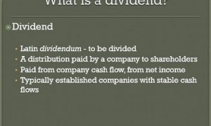 Can you have too much income from dividends?