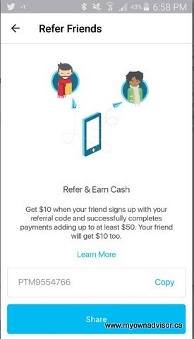 Paytm Referral