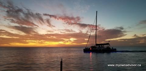 Catamaran Barbados 2019