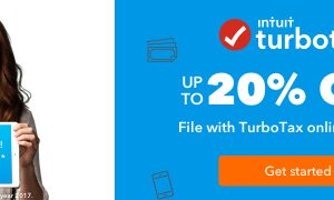 TurboTax Canada makes tax filing easy – so enter this giveaway here!