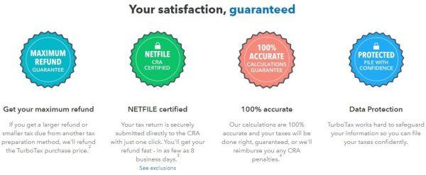 TurboTax - satisfaction