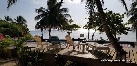 Belize morning from villa deck 2020-02-21