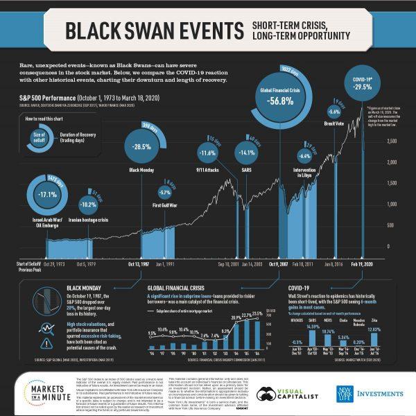 Black Swan - Visual Capitalist
